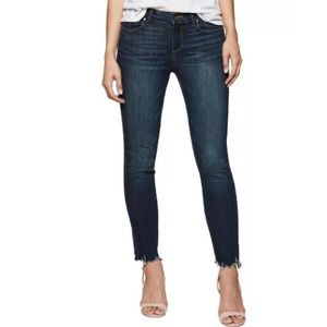 Paige Verdugo Ankle Transcend Vintage Skinny Jeans
